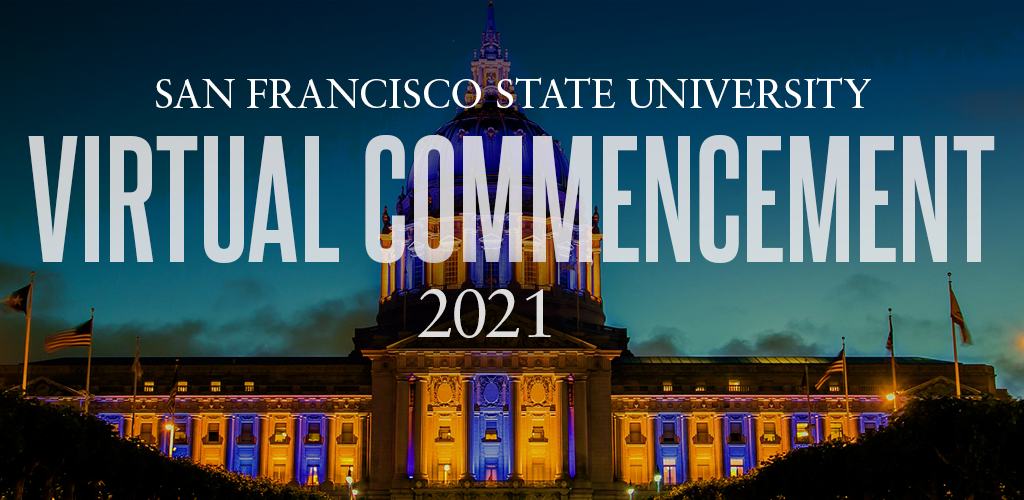 Virtual Commencement 2021 Header