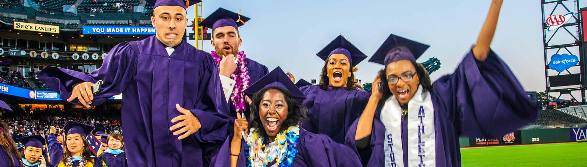 Sfsu Graduation 2020.Information For Students Commencement